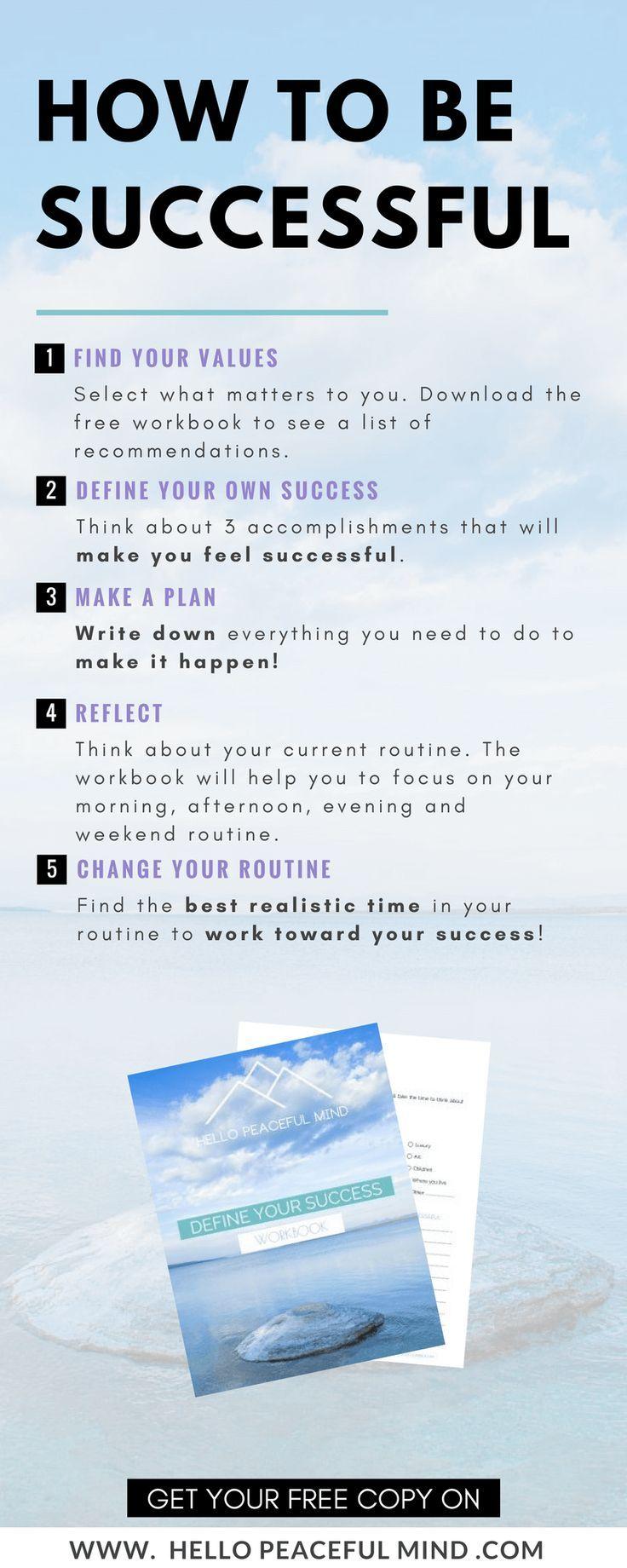 Workbooks success principles workbook : 389 best Working for Success images on Pinterest | Career advice ...