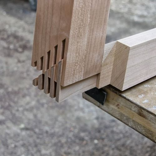 Modifying Basic Joinery to include it in the final visual design concept