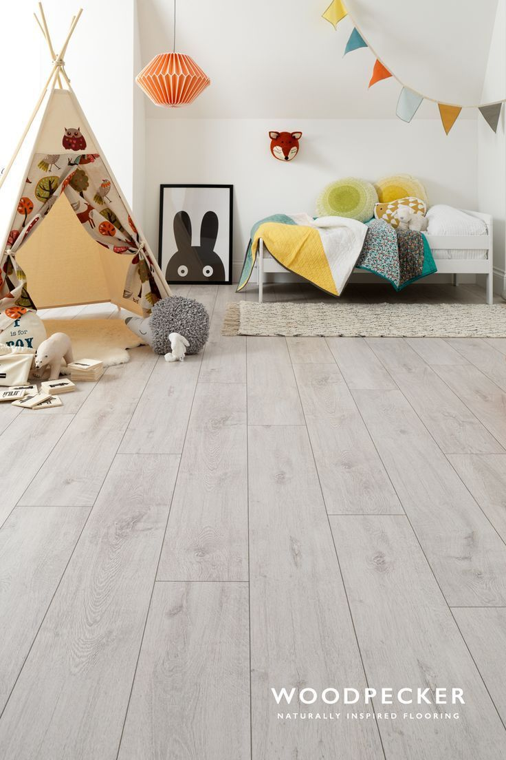 Wembury Coconut Oak Laminate Flooring Woodpecker Flooring Oak