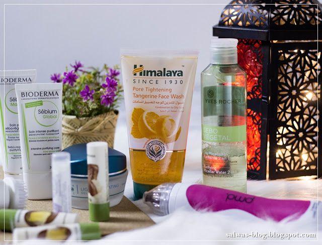 رمضان 1439 هـ روتيني اليومي للعناية ببشرتي Water Bottle Plastic Water Bottle Voss Bottle