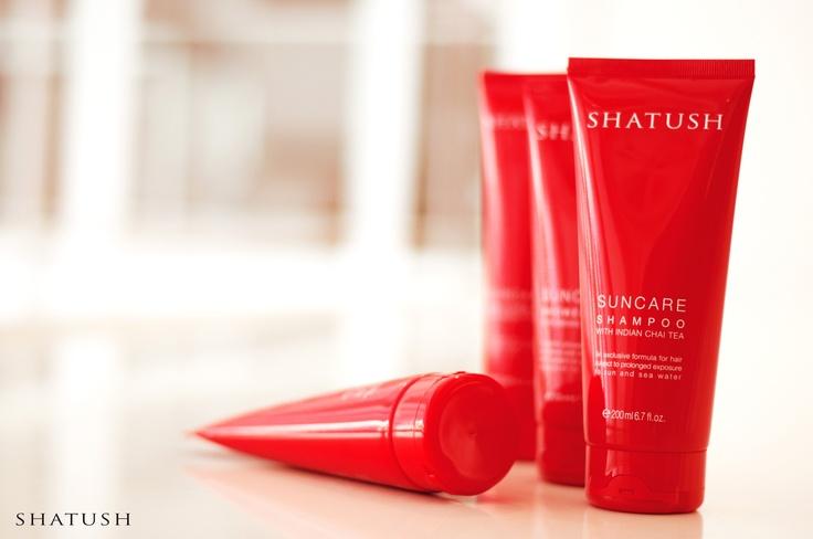 #Shatush #suncare #summertime #chaitea  shatushproducts.com