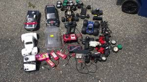 "seattle for sale / wanted classifieds ""rc car"" - craigslist"