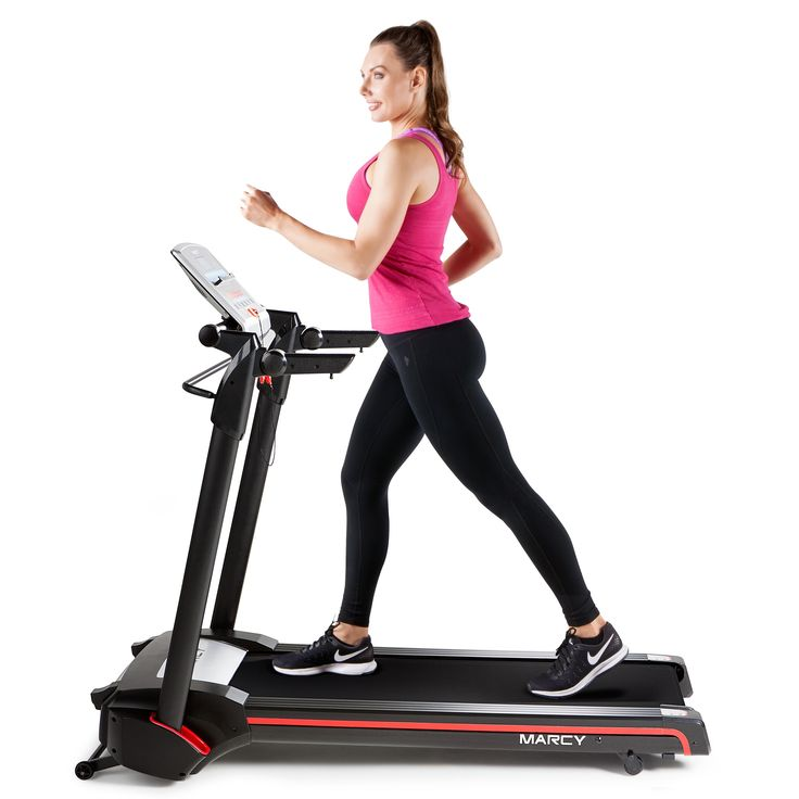 Marcy Folding Motorized Treadmill / Electric Running Machine