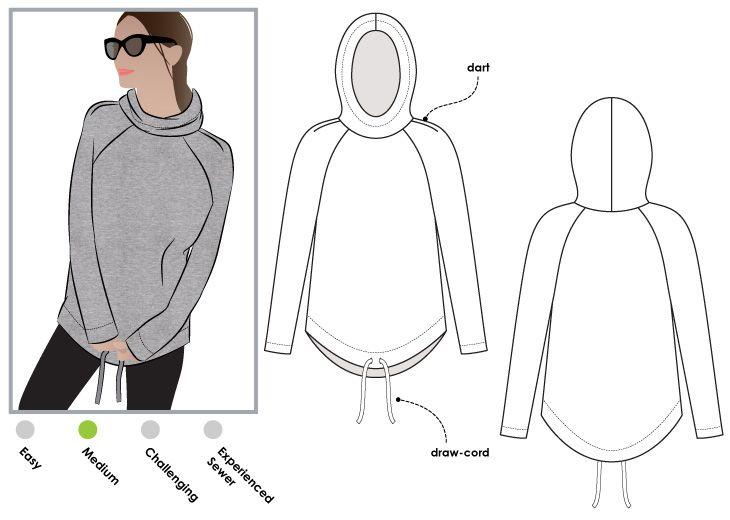 Josie hoodie image 3