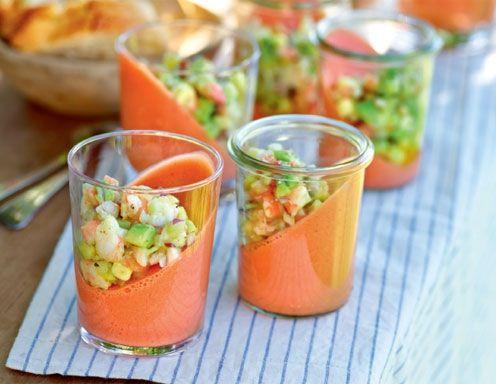 Tomatenpudding-Budino di pomodori