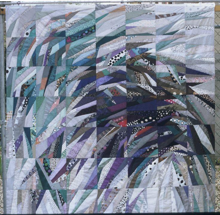 King Fishers Flight 182 x 182 cm