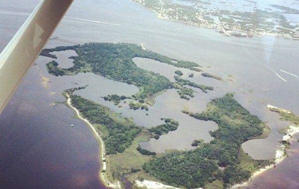 "This was the ""original"" Cedar Key settlement before the 1896 hurricane #history #cedarkey"