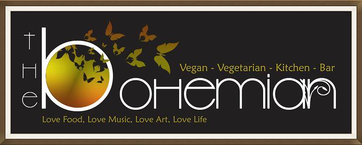 The Bohemian Vegan & Vegetarian restaurant, bar, cafe and vinyl record
