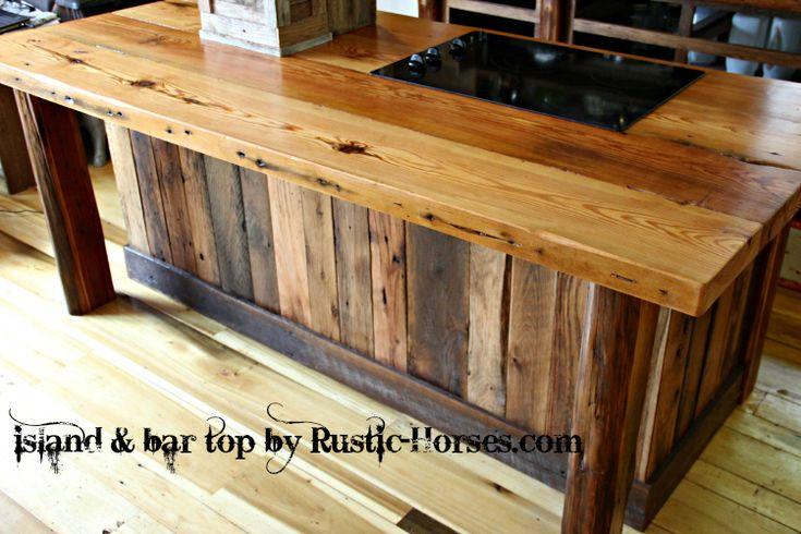 Kitchen Island Bar top