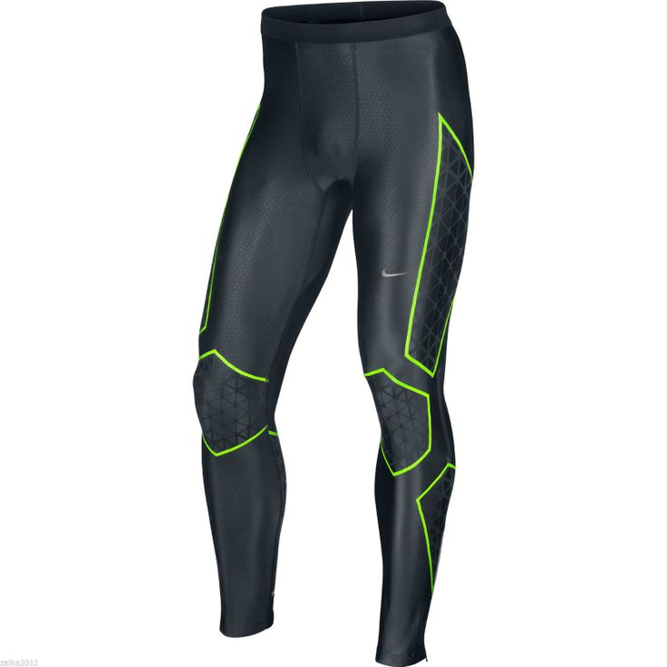 Nike Swift Tights Mens Running Sz 2XL Leggings Pant $140 Gyakusou Black   eBay