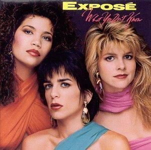 music group, Expose'? | TenstarsHD: THE YOUNGER DAYS - EXPOSE [80'S BAND]