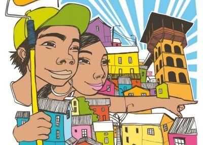 Artistas del Graffestival intervendrán 30 muros en Cerro Polanco | El Martutino.cl, Noticias de Valparaíso y Viña del Mar