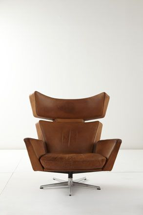 'The Ox' chair, designed by Arne Jacobsen