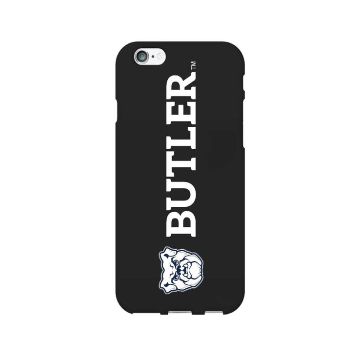 Butler University V2 Black Phone Case, Classic v1 - iPhone 6/6S
