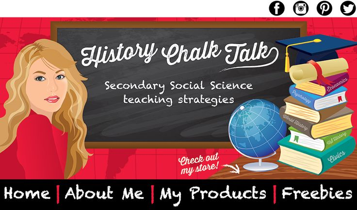 Teaching strategies from CHALK DUST DIVA for the secondary history classroom.