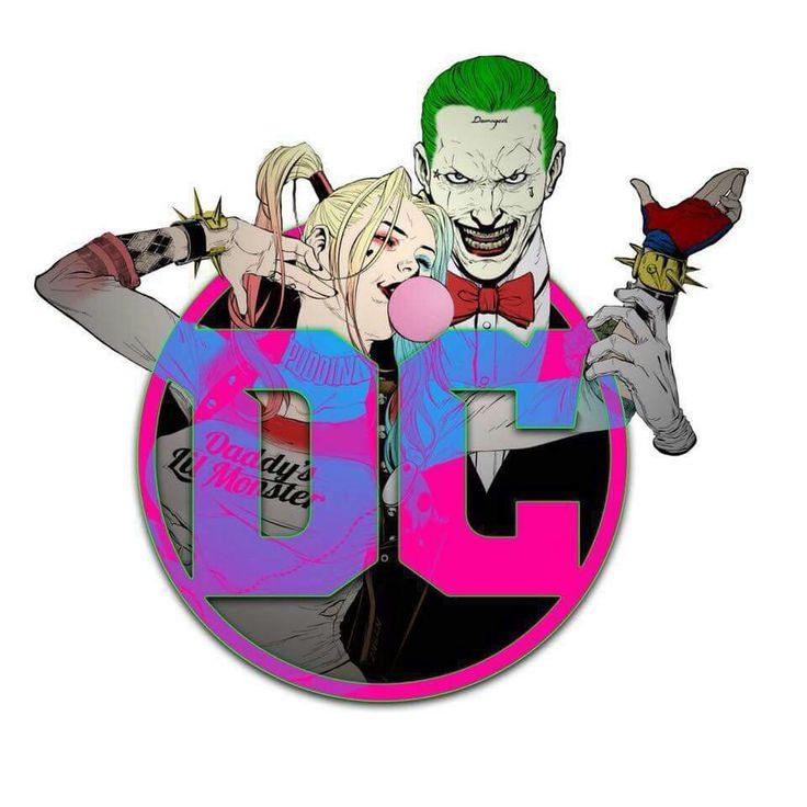 HARLEY & THE JOKER #DC COMICS