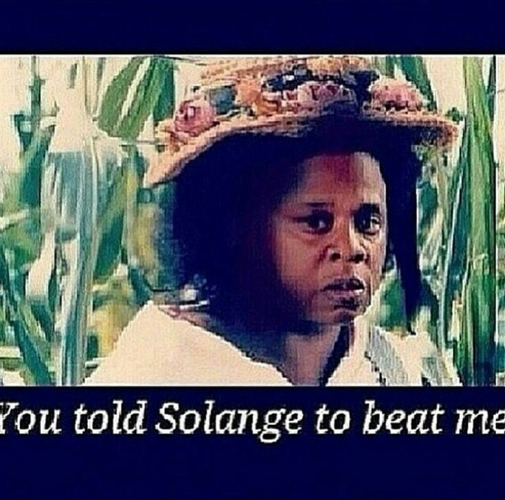 Top Five Beyonce/Solange/Jay-Z Memes on the Internet