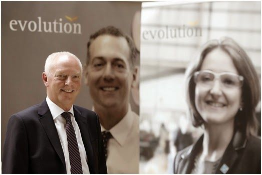 Evolution Rebrand | North East Commercial, Portrait and Editorial Photography