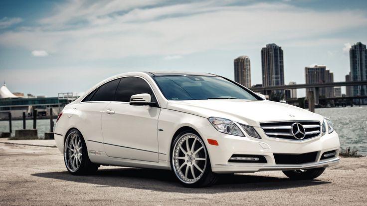 Mercedes benz E-Class Coupe mblaguna.com