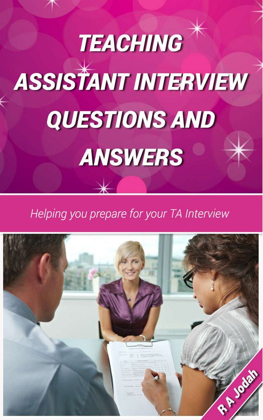 TA interview Questions download