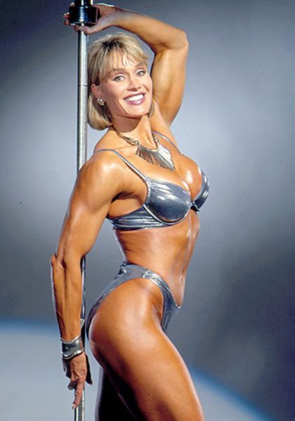 Bodybuilder cory everson