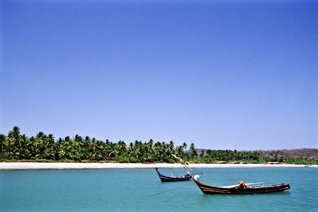 Best beaches in the world 2016 (TripAdvisor)  Ngapali Beach, Ngapali, Myanmar