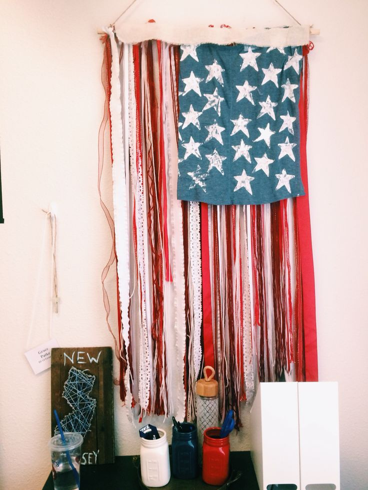 25 Best Ideas About American Flag Bedroom On Pinterest
