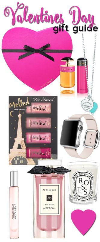 What to Get a Girly Girl for Valentine's Day
