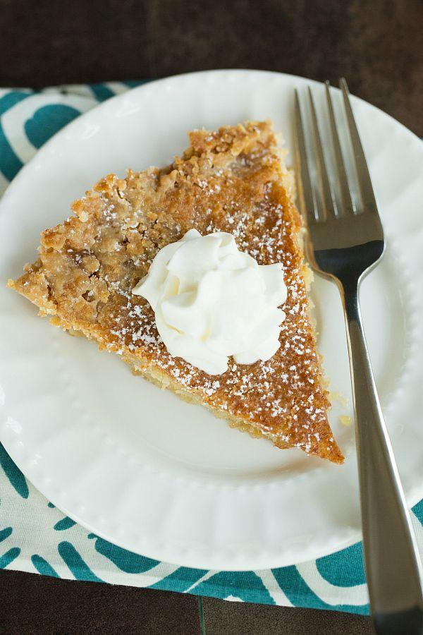Momofuku Milk Bar Crack Pie   browneyedbaker.com #recipe
