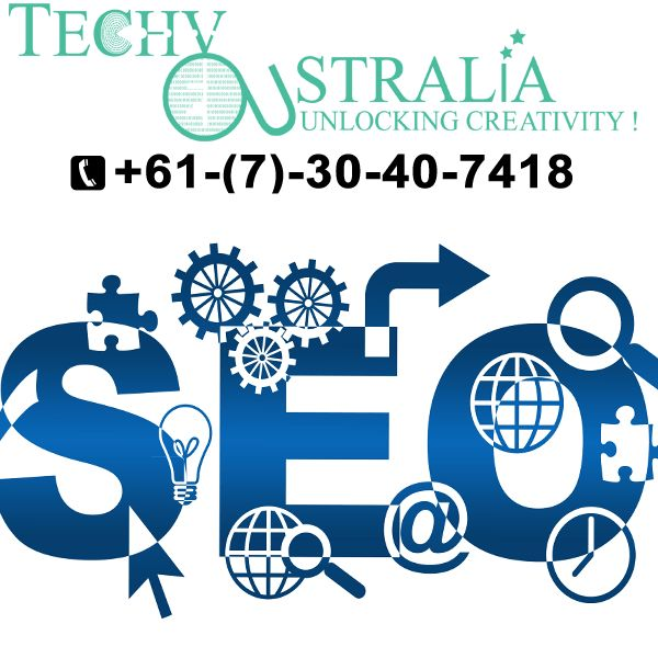 +61(7)-30-40-74-18  Online SEO with Techy Australia