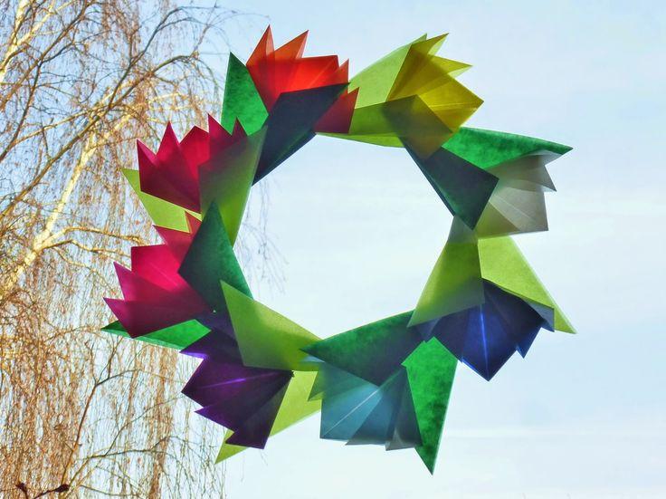 Die besten 25 basteln mit transparentpapier ideen auf pinterest basteln mit transparentpapier - Fensterbilder transparentpapier ...