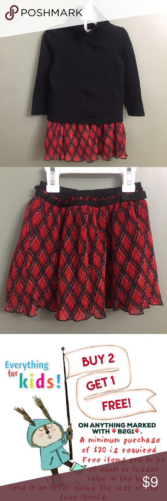 EUC Circo Turtleneck & Kids R Us Skirt Outfit, 3T EUC Circo Turtleneck & Kids R Us Skirt Outfit, 3T🎈B2G1🎈 Matching Sets