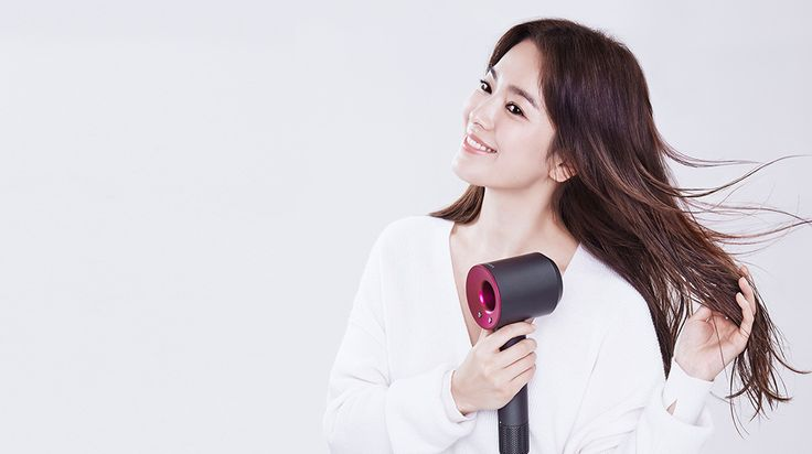 Song Hye Kyo hair styling tips