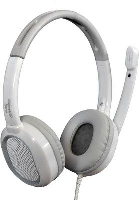 Buy Cognetix Gray Wired Gaming Headset(White) Online at Best Offer Prices @ Rs. 549/- In India.