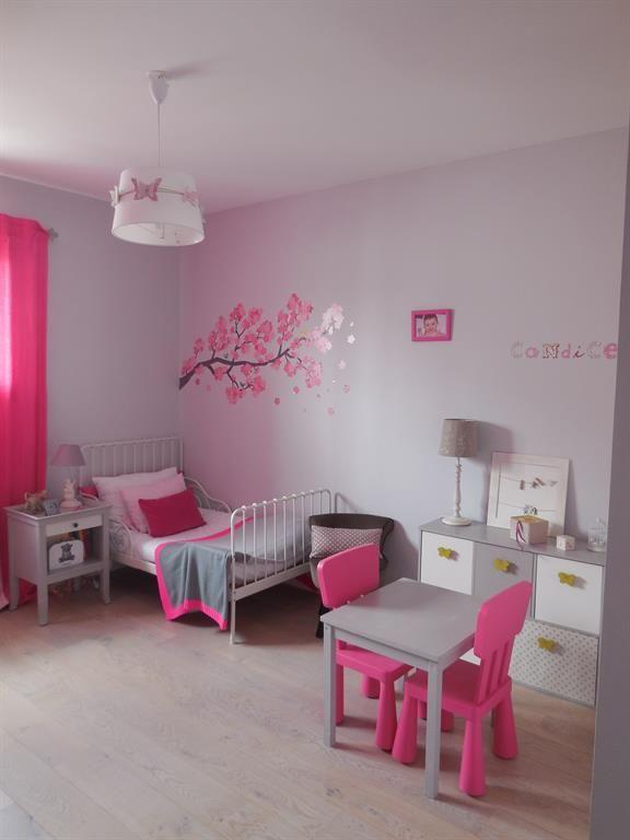 Resultat De Recherche D Images Pour Chambre Fushia Fille Chambre Enfant Idees Deco Chambre Fille Deco Chambre Bebe