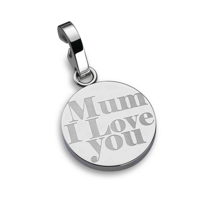 One - Charm MUM I LOVE YOU - Energy for Life