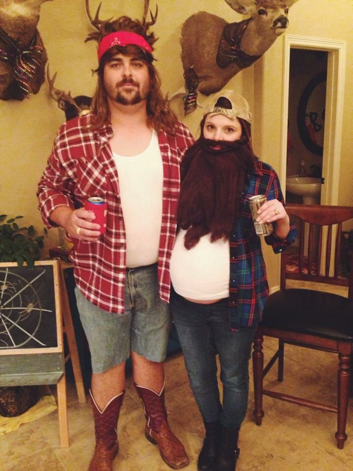 pregnant halloween costumes couple costumes pregnant couple costumes - Pregnant Halloween Couples Costumes