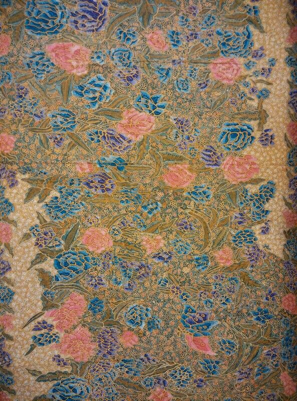 Batik encim pekalongan north java year 1950~1960