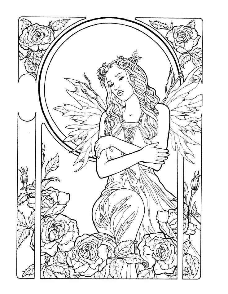 Fairy Coloring Pages For Adults Best Coloring Pages For Kids Lustige Malvorlagen Malvorlagen Tiere Wenn Du Mal Buch