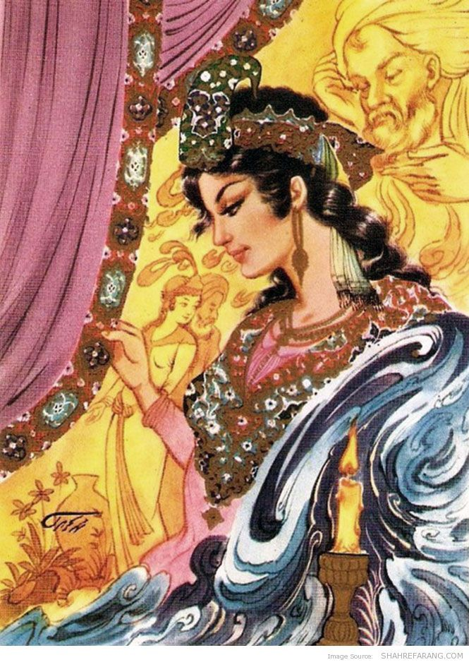 Painting by Mohammad Tajvidi (29)