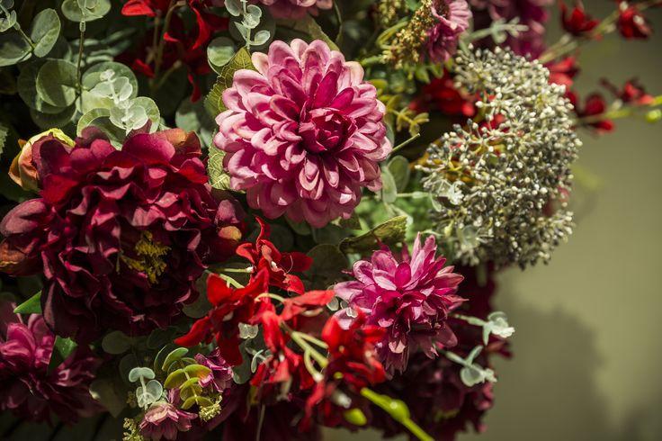 Искусственные цветы BRUNO