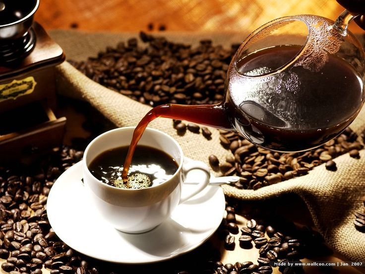 A good cup of coffee in the morning can be either nothing for you, or an amazing experience...It all depends on your point of view...