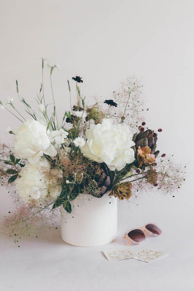 Delivery Flowers artichoke Smokebush