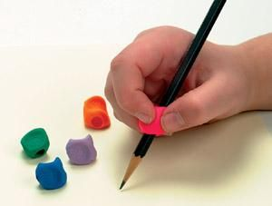 how to make a pencil grip