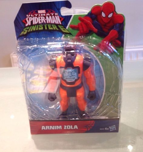 #Marvel #ultimate spider-man vs the #sinister six - 6 inch figure - arnim zola,  View more on the LINK: http://www.zeppy.io/product/gb/2/332004136144/