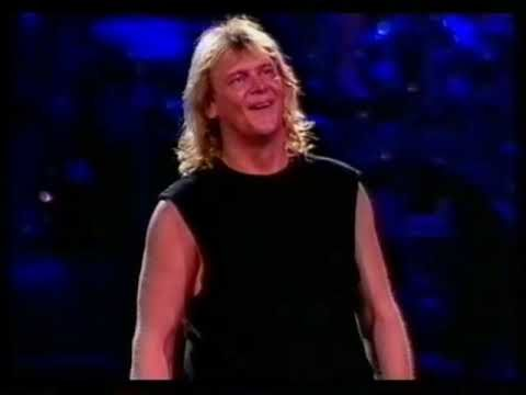 John Farnham - You're The Voice LIVE 1994 Love this song...(weird,huh...?) And he was SO into it