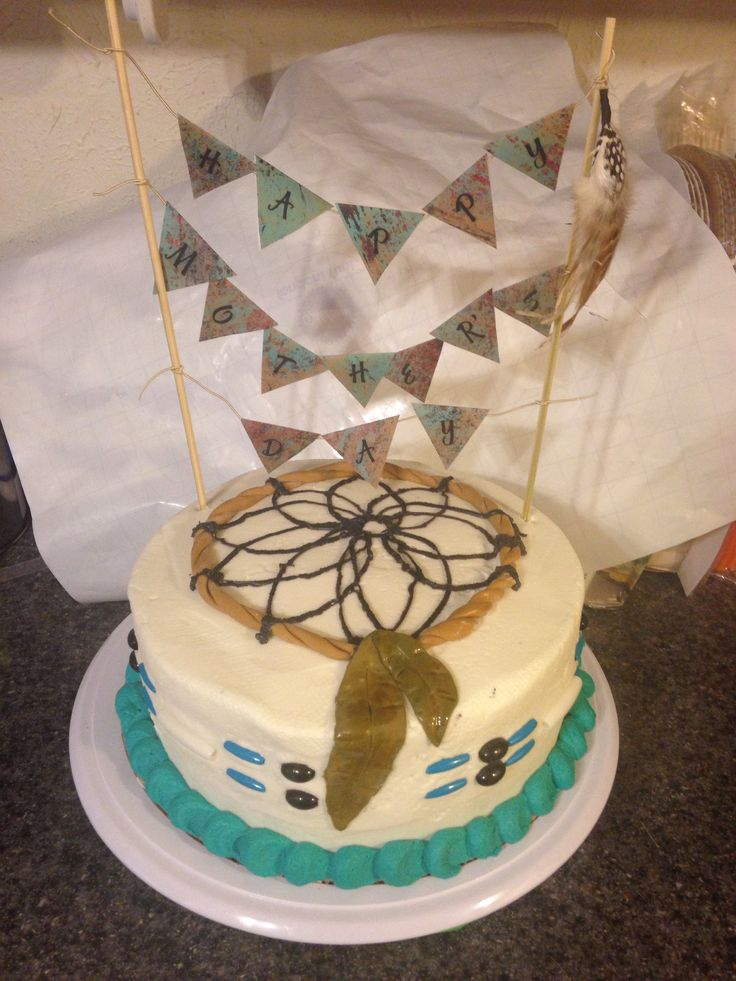9 Best Cupcakes With A Dream Catcher Royal Blue Images On Pinterest Dream Catcher Dream