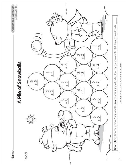 25+ best ideas about First grade math worksheets on Pinterest ...