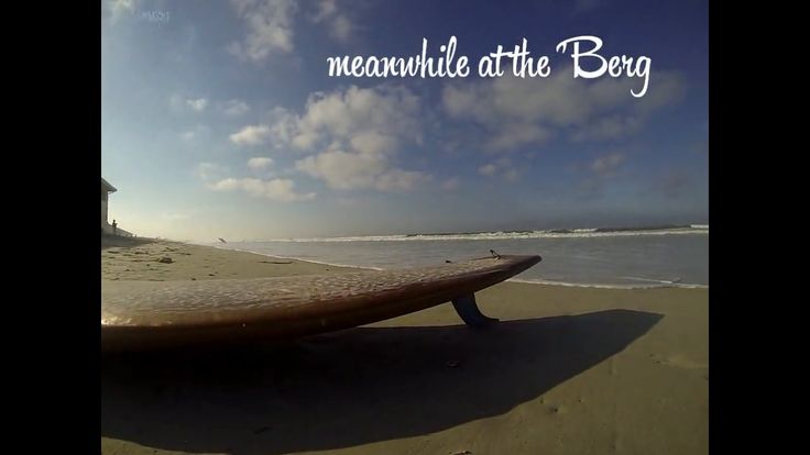 "Check out this recent video featuring one of our wooden surfboards ,the video is called... ""Meanwhile at the 'Berg"""
