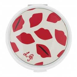 Lulu Guinness Powder Compact #Jewellery #Accessories #scarf